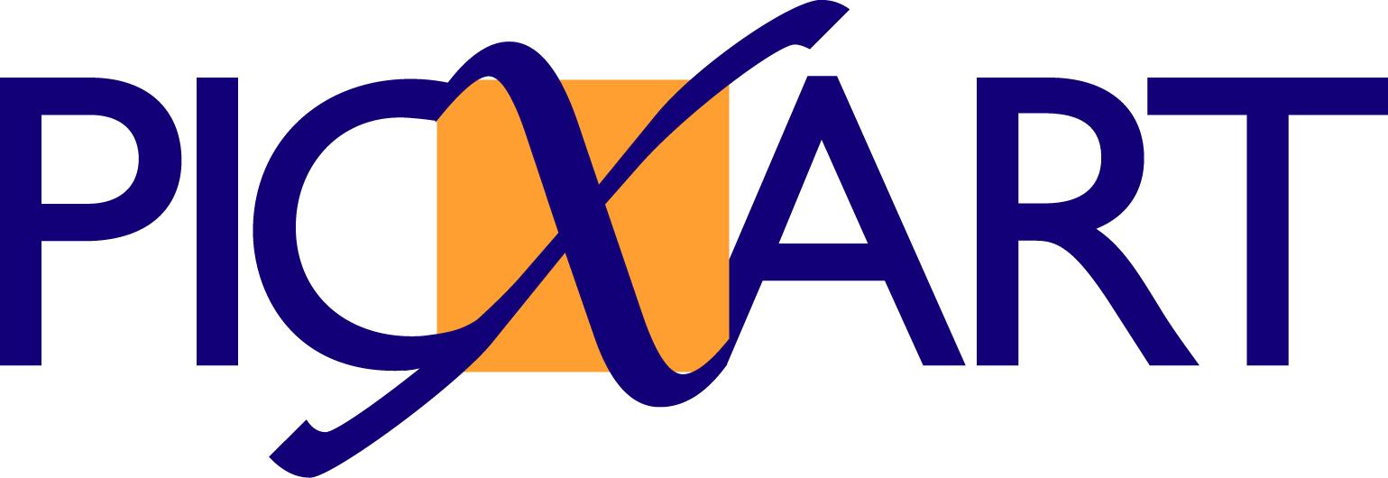 LogoPicXartsansbaseline